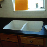 Sink Manufactured home