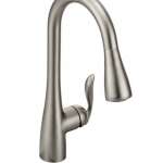 Arbor Pull out faucet Nickle Manufactured home
